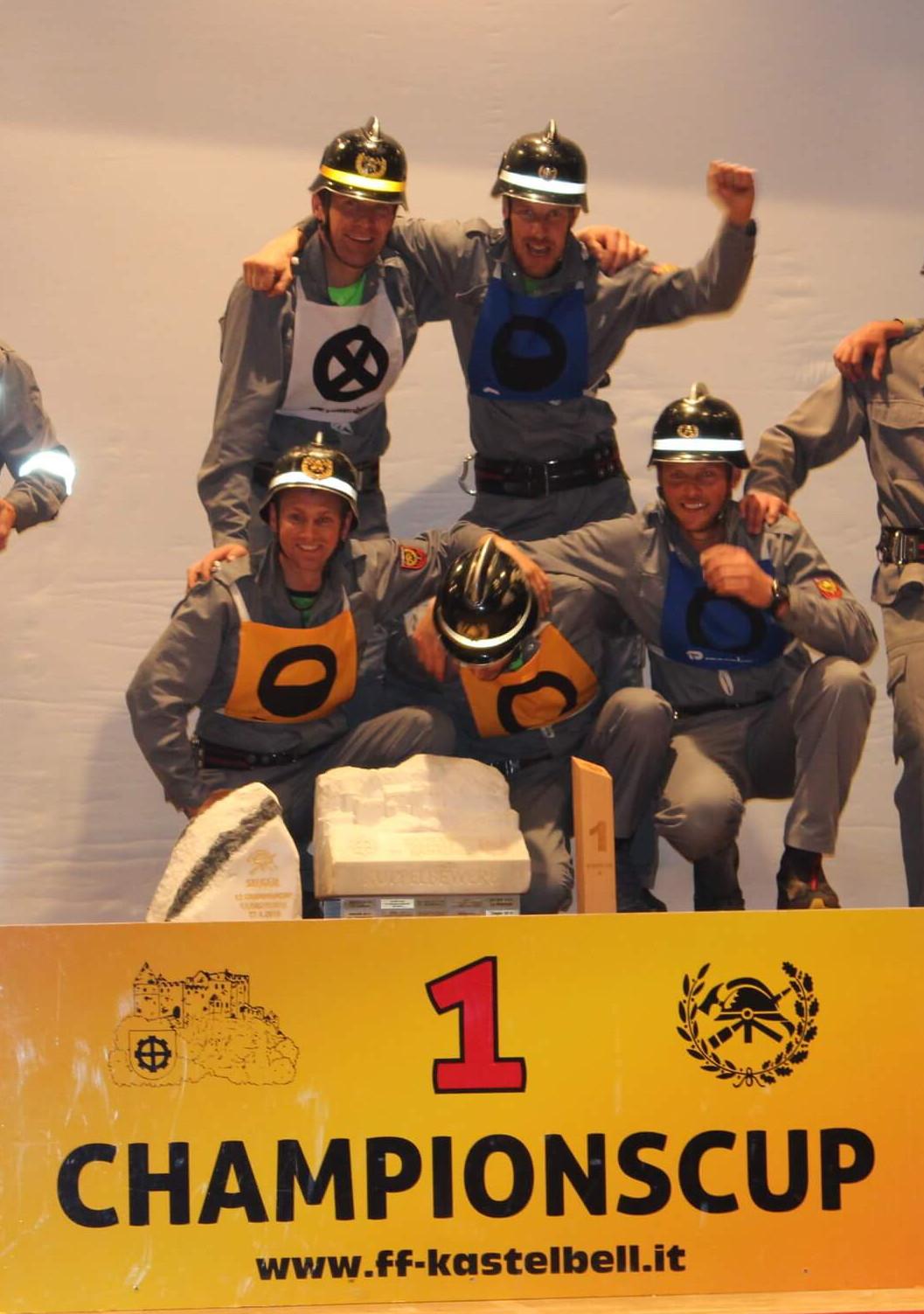 Bewerbsgruppe Steinhaus 2 - Sieger 2019